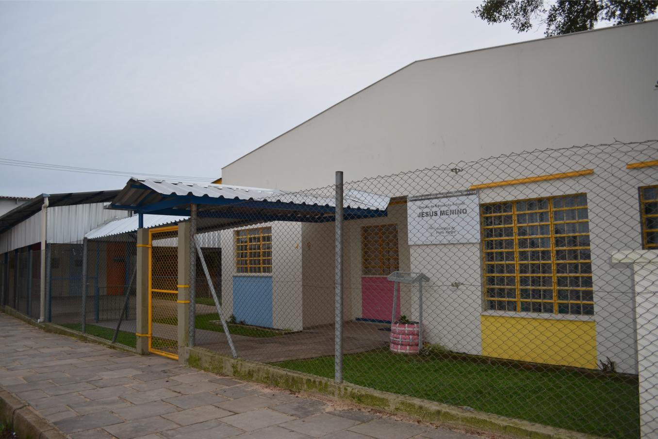 Escola de Educação Infantil Jesus Menino
